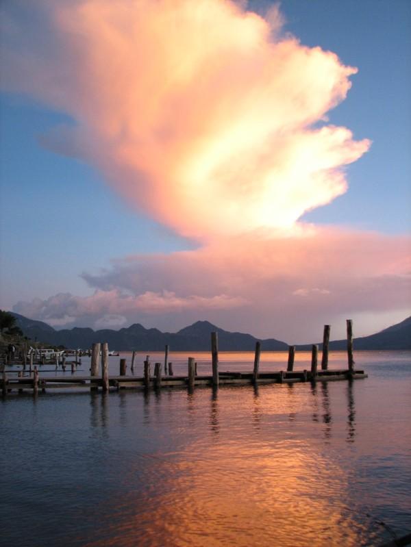 Lac Atitlan : San Pedro, San Antonio...