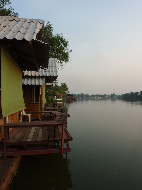 la chambre vue sur rivière